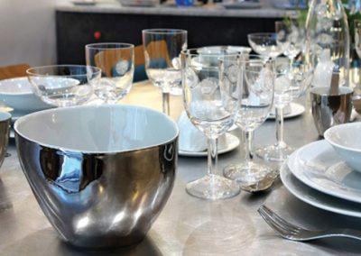 Large platinum Hungry Bowl – Tsé&Tsé