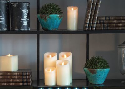 Bougie diffusante – Smart Candle