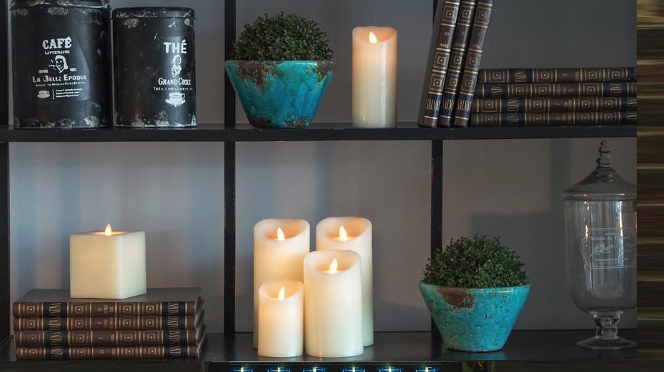 Bougie diffusante – Smart Candle